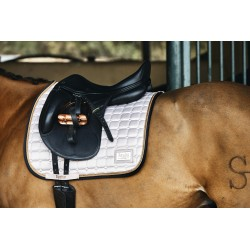 Equito - Seashell saddle padd