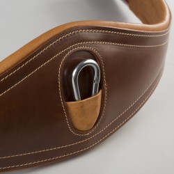 Equestro - Anatomic leather girth