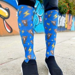Dreamers & Schemers  - Pony Power Socks