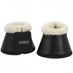 Acavallo - Cloches Cuir Mouton
