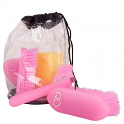 Premiere - Grooming kit Crystal Hearts