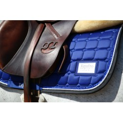Equito - Navy Blue saddle padd