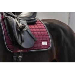 Equito - Cherry saddle padd