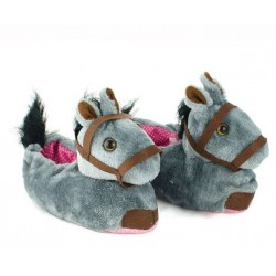 Pony slippers